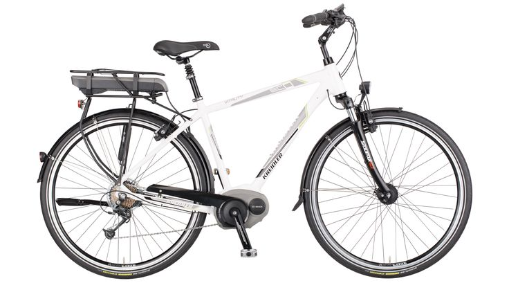 Vitality Eco 1 Shimano Deore 9-speed FL 300 Wh