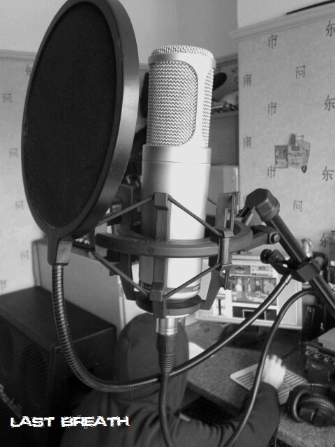 @LastBreathRock The Vocal mic that has done all of Last Breath vocals the one and only Rode K2!