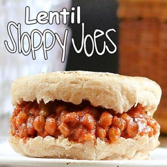 You searched for Lentil sloppy joes – Chocolate Covered Katie