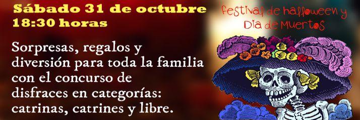 PARABIEN Nuevo Vallarta te invita a su Segundo Gran Festival de Halloween y Día de Muertos. ¡No te lo pierdas!