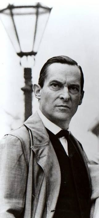 Actor Jeremy Brett / In my opinion Jeremy Brett delivered the best portrayal of Sherlock Holmes / to date .