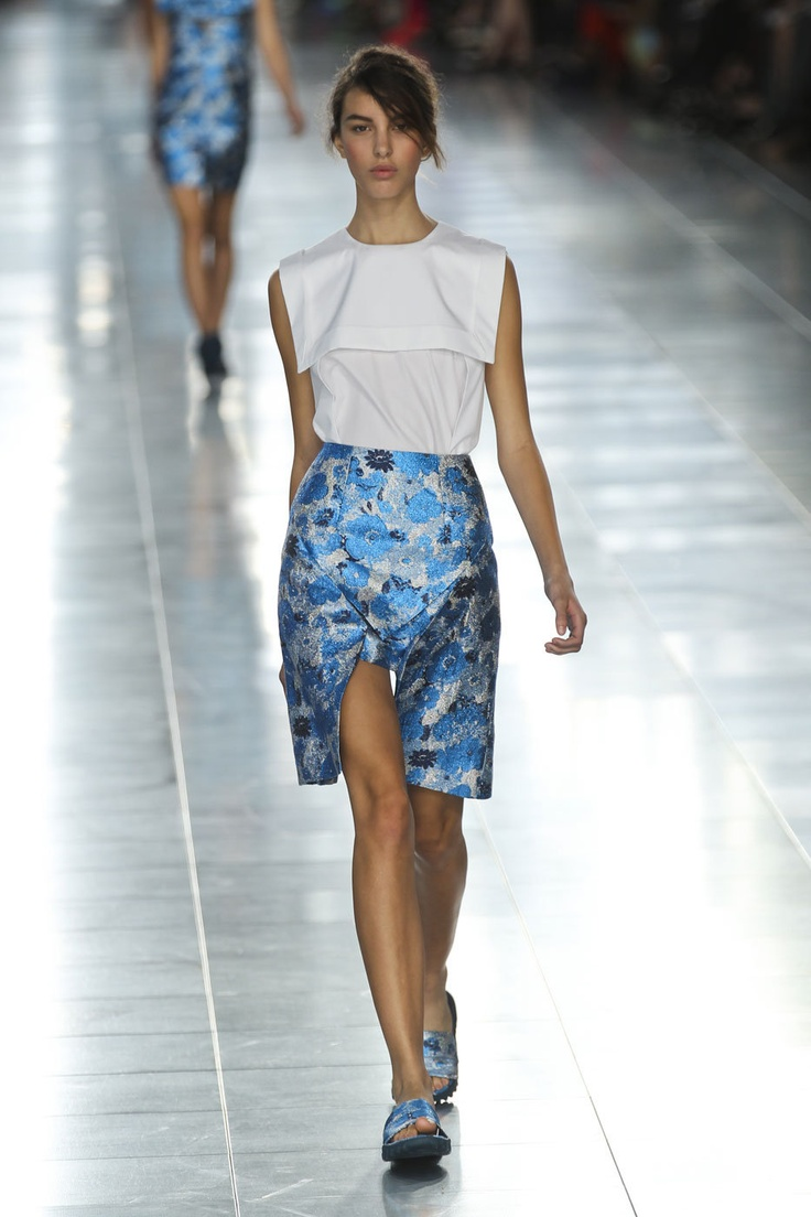 Florals: Christopher Kane: Celebrity Style, Daily Fashion, Runway Fashion, 2012 Christopher, Christopher Kane, Spring Summer, Kane Spring, 2012 Skirts, Spring 2012