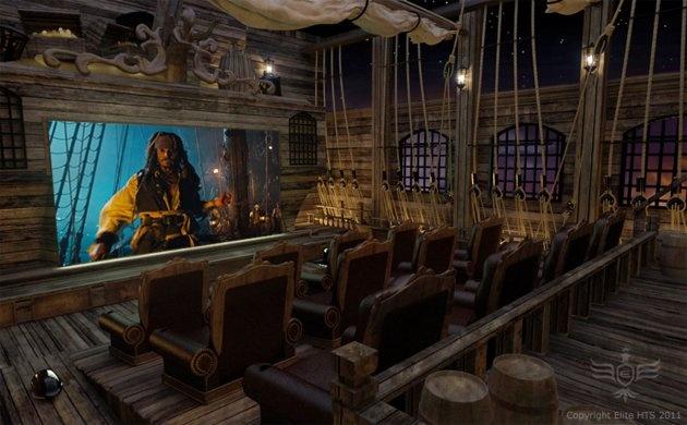 Pirate Theatre