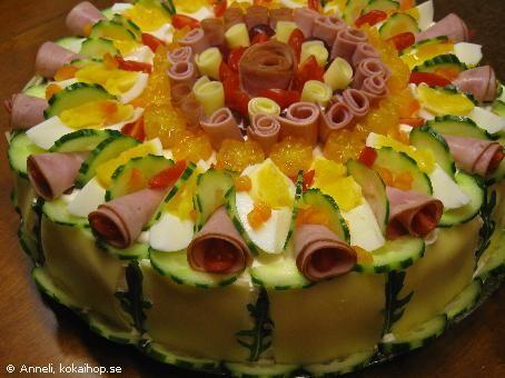 Great idea for Sandwich cake