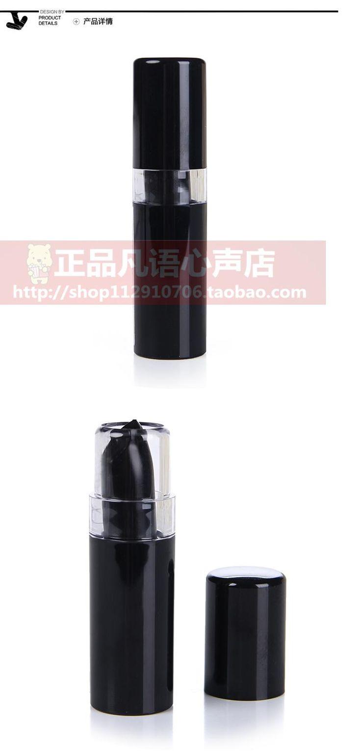 Импортные волосяной покров седые волосы одноразовая шприц-ручка ручка пасты окрашивание волос карандаш губная помада натуральный чистый завод волосы палки - Taobao