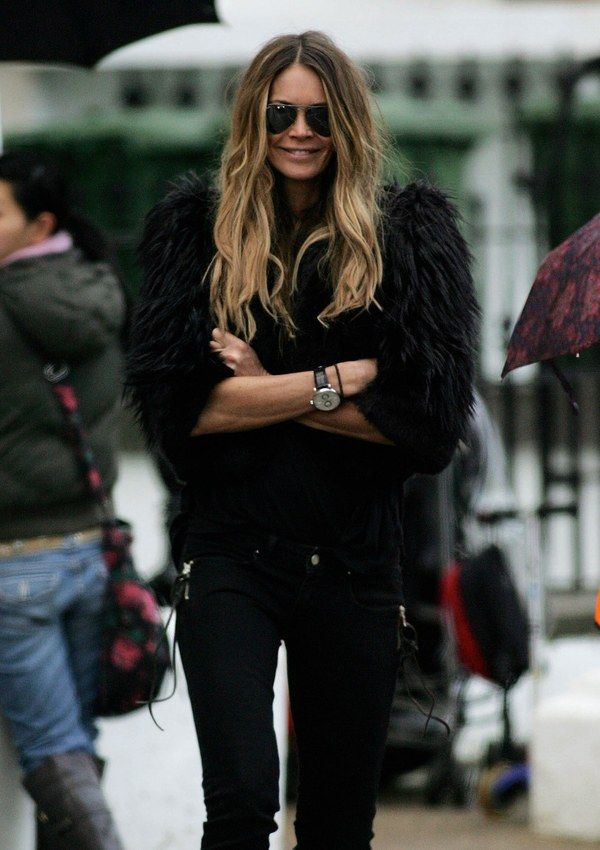 Happy birthday, Elle Macpherson! Here's to the Australian model and mogul—and her sun-kissed boho style.