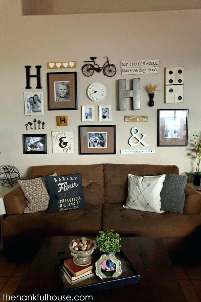 Wall Decor Ideas Living Room Wall Decorations For Living Room Image Via Accent Ideas Family Room Wall Decor Diy Living Room Decor Wall Decor Living Room