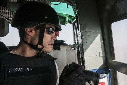 Review: Recalling the Man in Jim: The James Foley Story