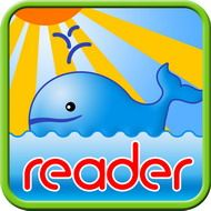 Kiddy Reader Learn to read is an easy educational app designed to help children recognize and read first words. Based on early reading methods, this app allows children to learn new vocabulary, have fun and finally build foundation for good reading skills. Perfect for children aged 1-6 years - iPad Educational App #kiddystarter