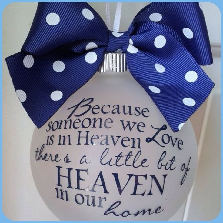 Missing Loved Ones at Christmas | Image courtesy of LittleOnceBoutique on Pinterest