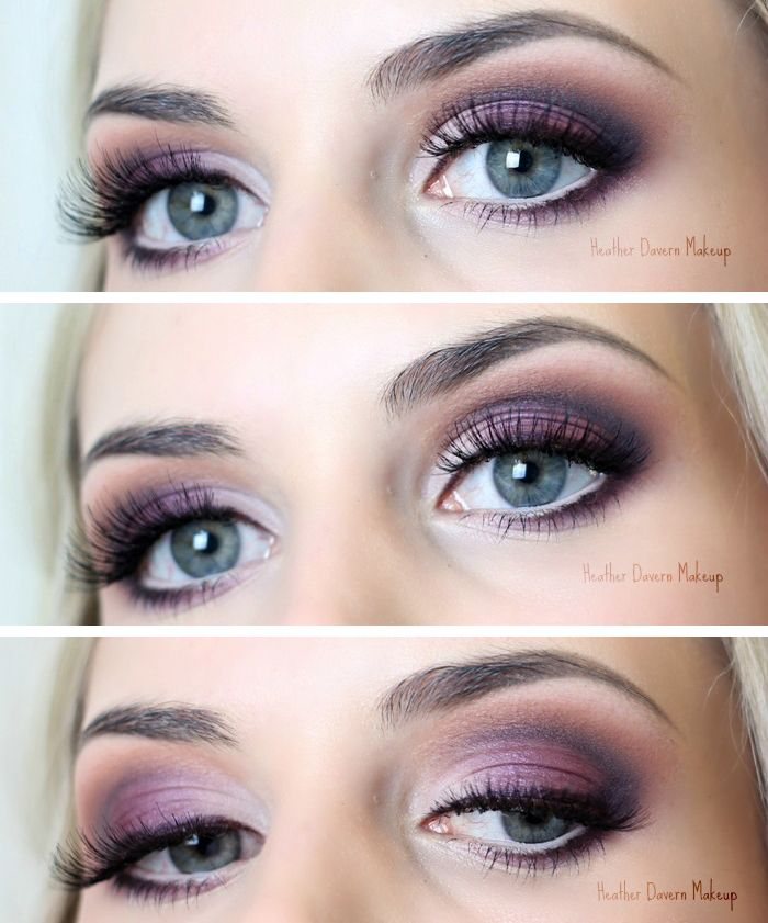 Today\u0027s Look - Nocturnelle (Heather Davern Makeup) Make Up