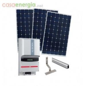 KIT FOTOVOLTAICO 6 kWp BOSCH - POWER ONE