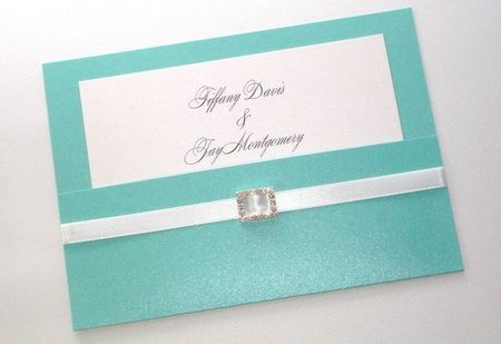 Enjoy Your Wedding Now Tiffany blue themed wedding, creative ideas and thoughts | Enjoy Your Wedding Now