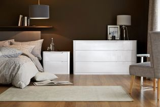 Sienna Wide Chest from Next, a perfect furniture piece.
