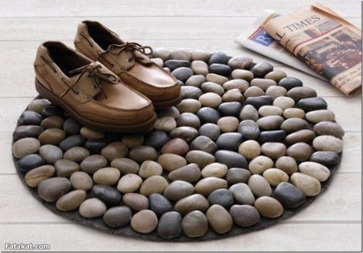 Морские  камушки
