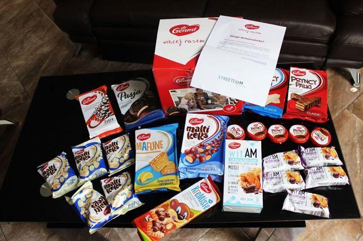 Bycie Ambasadorem ciasteczek #drgerard to smakowita przyjemność i idealny sposób by być z rodziną :) #drGerard #wiecejrazem https://www.facebook.com/photo.php?fbid=1054224964601946&set=p.1054224964601946&type=3