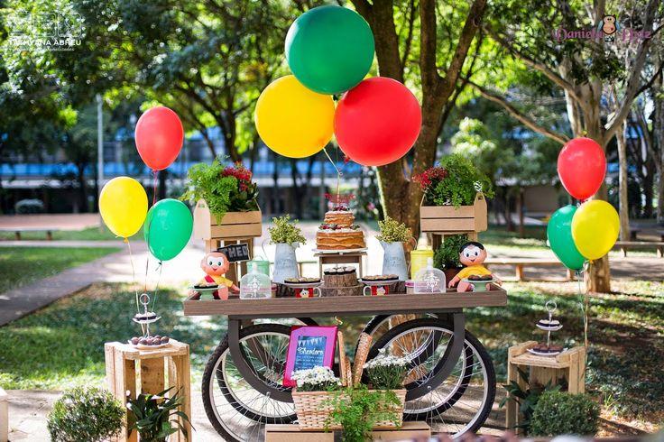 Encontrando Ideias: Festa Picnic!!