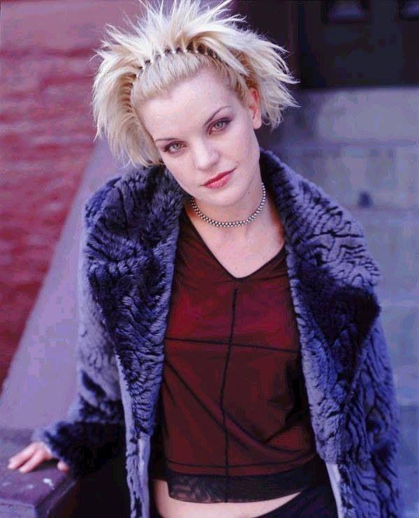 Kirsten Vangsness Natural Hair Color