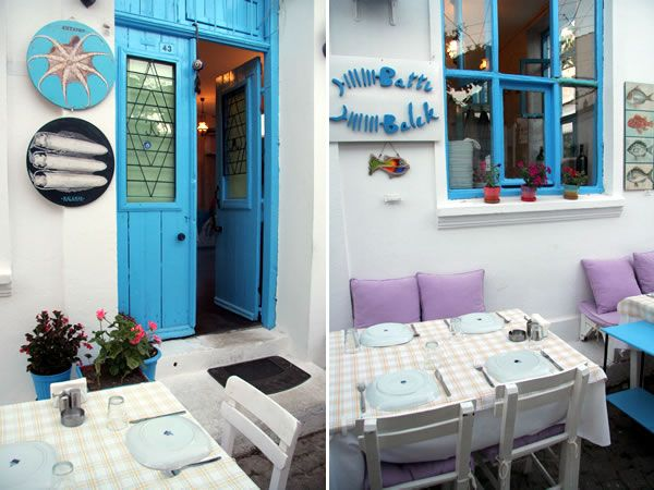 Battı Balık Restaurant Bozcaada