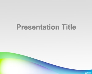 Free color PowerPoint background templates for presentations