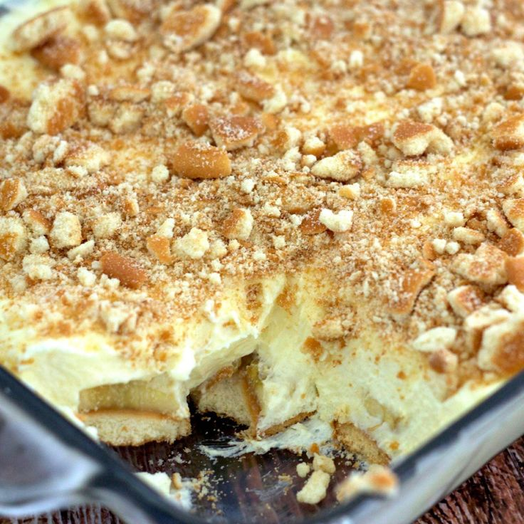 No Bake Banana Pudding Cheesecake! Great summer treat! Soo Yummy!