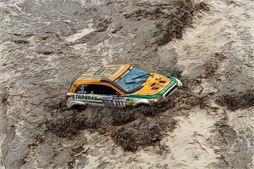 «Дакар-2013»: День 8-ой: Водные виды спорта | АМС - АвтоМотоСпорт