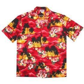 sunburst boy hawaiian shirt