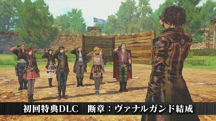Valkyria: Azure Revolution Gets a New Trailer Showing the First Print Bonus DLC
