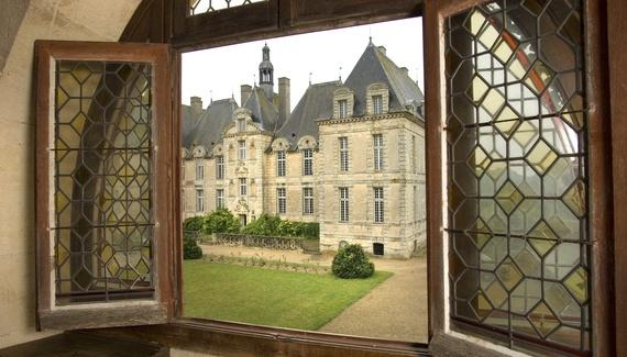 Château de Saint Loup - Thouet, Deux- Sevres, Poitou-Charentes - still my favorite, a gallery of photos