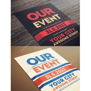 Best Creative Event Flyer Templates Ideas  More  Images On