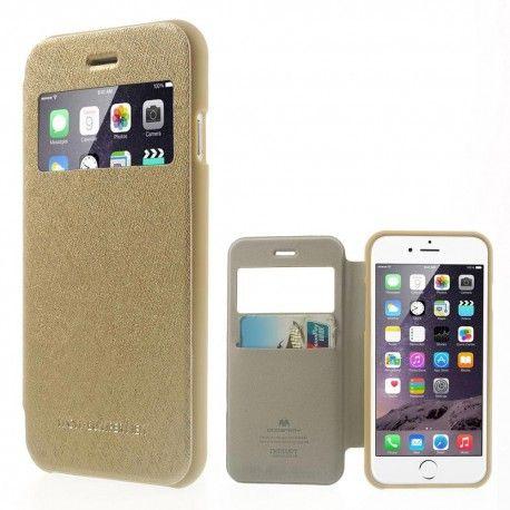 Apple iPhone 6 Kultainen Wow Bumper Suojakuori  http://puhelimenkuoret.fi/tuote/apple-iphone-6-kultainen-wow-bumper-suojakuori/