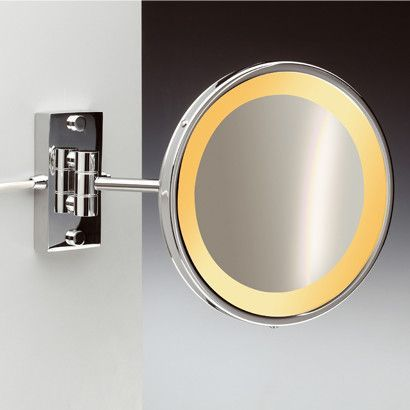 best 25 wall mounted magnifying mirror ideas on pinterest extendable bathroom wall mirrors. Black Bedroom Furniture Sets. Home Design Ideas