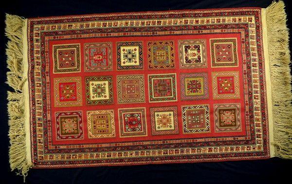 Sirjan Kilim (Code: 626 011 0102) - Persian Souvenir  - 2