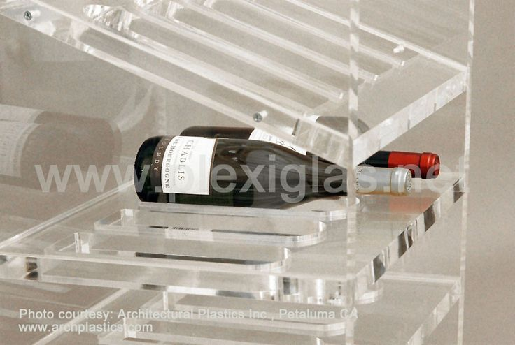 #Wine is liquid #gold. And where do we keep gold? In the safe. http://www.plexiglas.net/product/plexiglas/en/references/furniture-exhibition-shopfitting/Pages/wine-cellar.aspx Or at least in a wine rack that looks like a safe and is made of transparent  #PLEXIGLAS® GS, which can bear an astonishing 600 kg in weight. The kind of safe you'd like to slip into every day to lighten the load a little ...