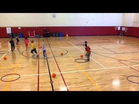 Fun scooter game - spaghetti and meatballs - YouTube