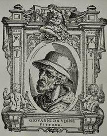 Giovanni da Udine (1487-1564)