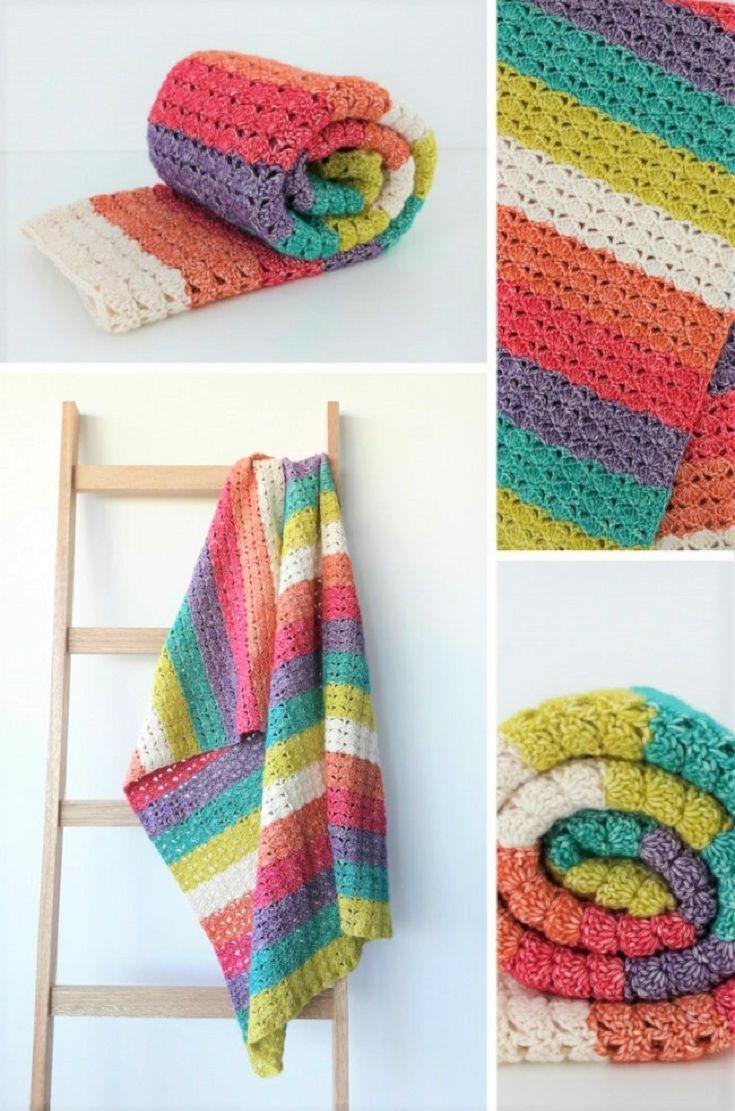 The 25+ best Crochet blankets ideas on Pinterest