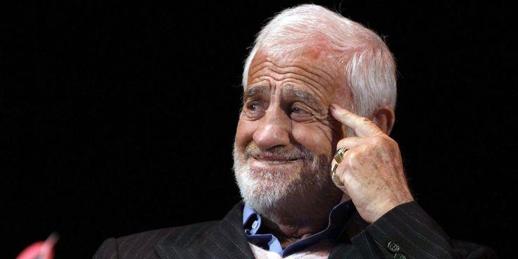 Jean Paul Belmondo ému par l'hommage rendu pour sa carrière à ses 80 ans ...