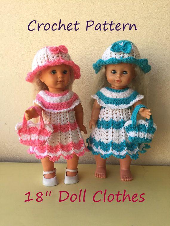 151 Best American Girl Dolls 18 Crochet Images On