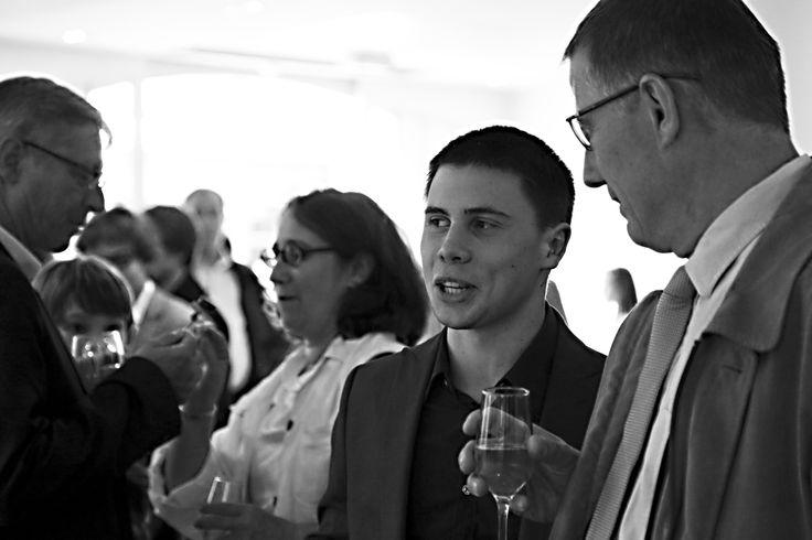 Sensations, vernissage du 05.06 pour l'exposition de David Ferreira