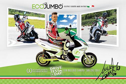 Album di Lo scooter elettrico più venduto in Italia.
