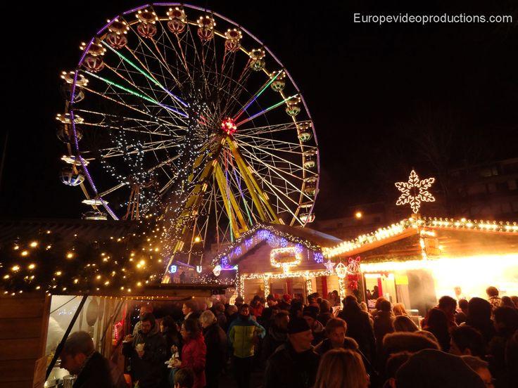 Marché de Noël du Luxembourg-Ville