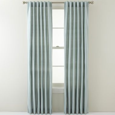 Pinstripe Curtains Silk And Curtain Panels On Pinterest