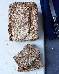 This easy-to-make aromatic rye bread recipe is packed with whole grains.