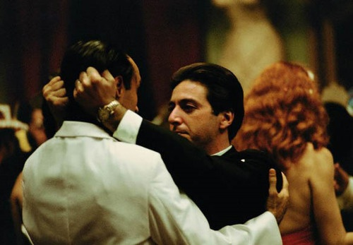 """I know it was you, Fredo. You broke my heart.""   The Godfather: Part II (1974)"