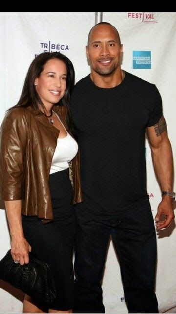 "We're gonna take a look for Dany Garcia (m. 1997–2008) which is the old wife of the american actor and wrestler Dwayne Johson ""The Rock"" Image Source: Google"