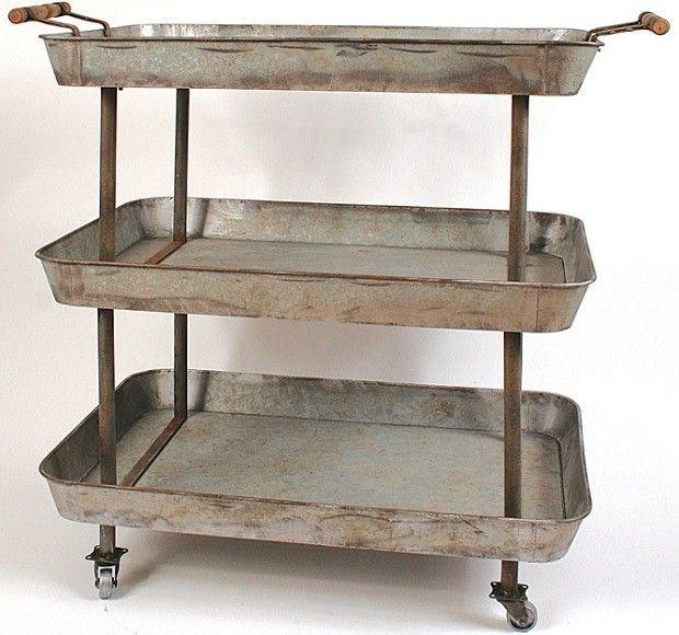 Kitchen Carts   Serving Cart   Kitchen Utility Cart  Kitchen Utility Cart