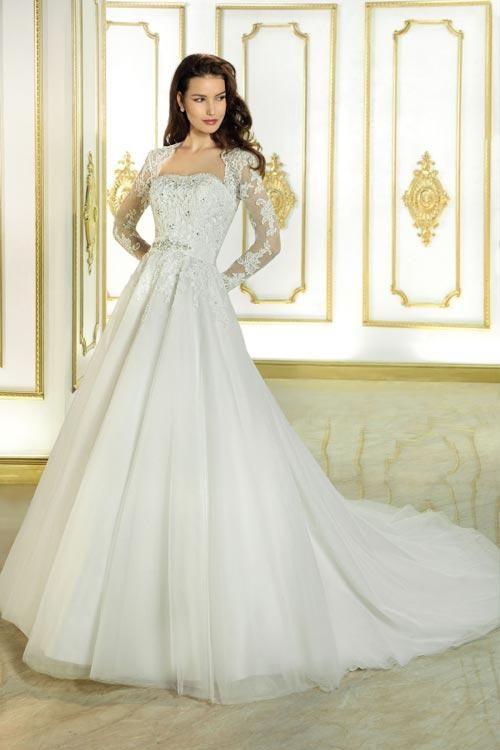 Balletts Bridal - 21113 - Wedding Gown by Demetrios -