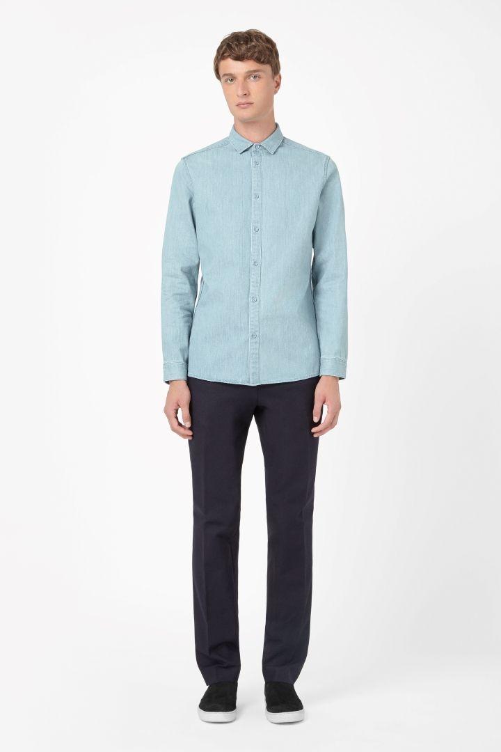 COS | Denim shirt