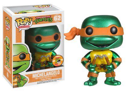 Funko Pop Vinyl | Michelangelo (SDCC Exclusive)
